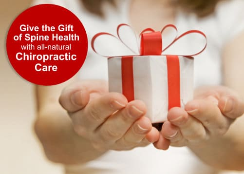 Gift of Health with Chiropractic Care